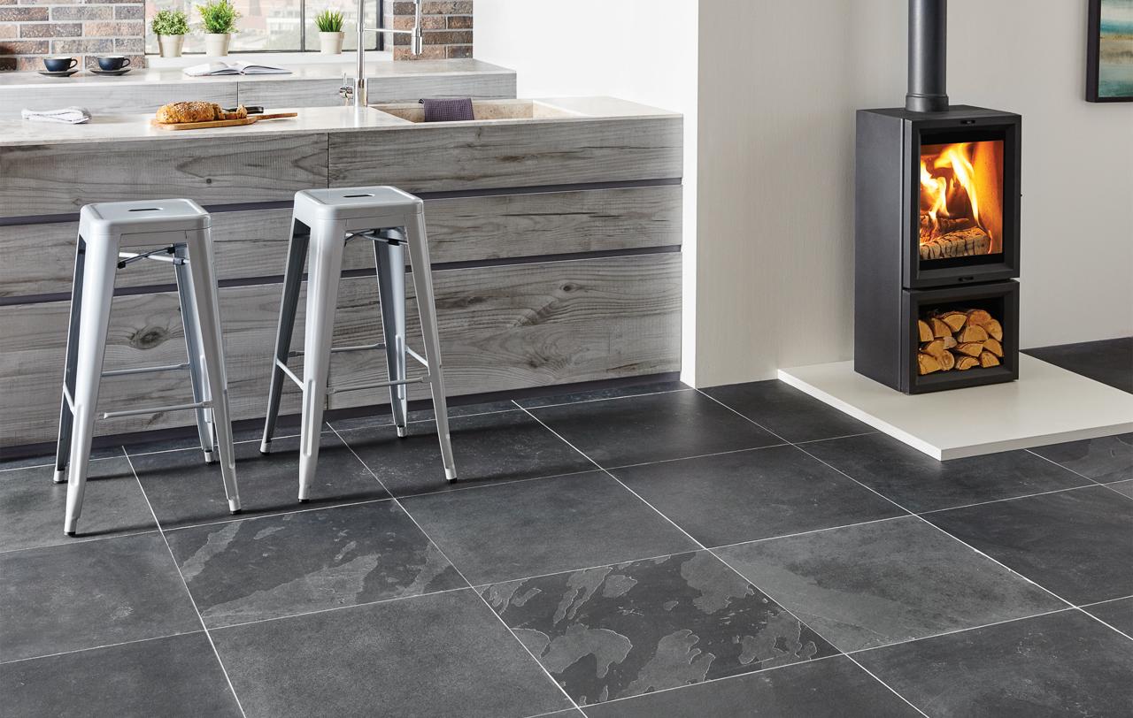 Natursteine & antike Fliesen für die Küche von topceramic+stone